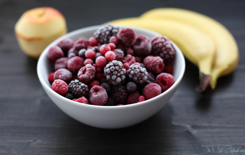Zutatenbild Früchte