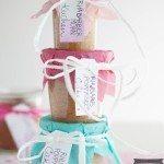 für Kuchen im Glas