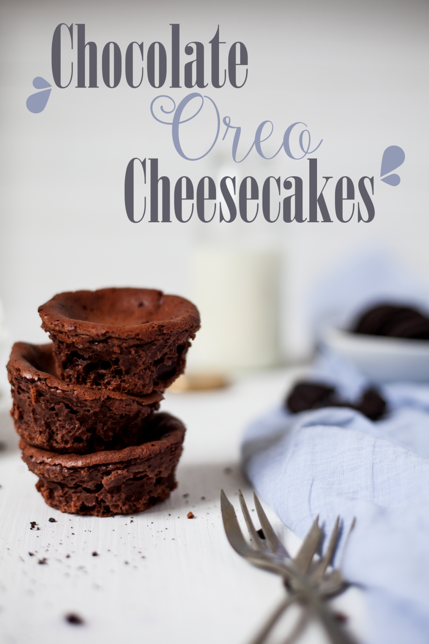 oreo schoko cheesecakes frontal