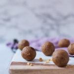 Salted Peanut Energy Balls