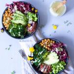 vegetarische Buddha Bowl
